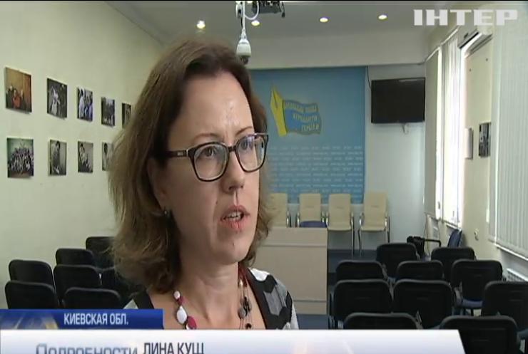 "В Ирпене напали на журналистку информагенства ""Погляд"""