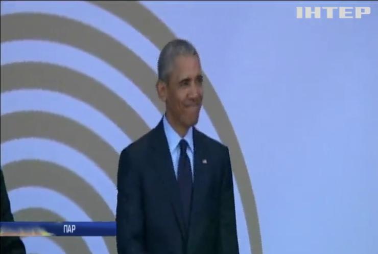 """Барак Обама розкритикував """"безсоромних"""" лідерів світу"""