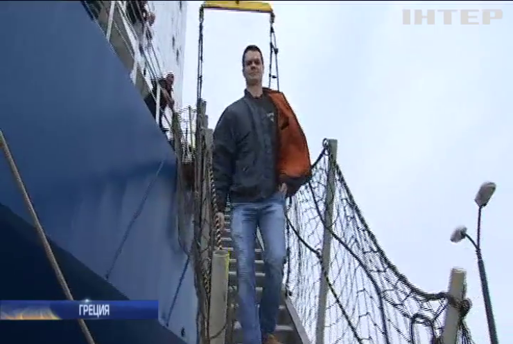 Осужденных в Греции украинских моряков могут освободить досрочно - МИД