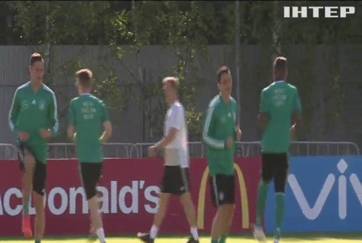 Спортивний скандал: гравець збірної Німеччини з футболу пішов з команди