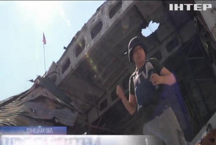 Боевики на Донбассе продолжают нарушать перемирие