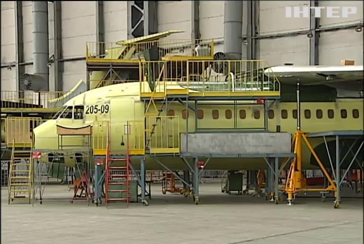 """""""Антонов"""" начнет выпускать самолеты из комплектующих Boeing"""