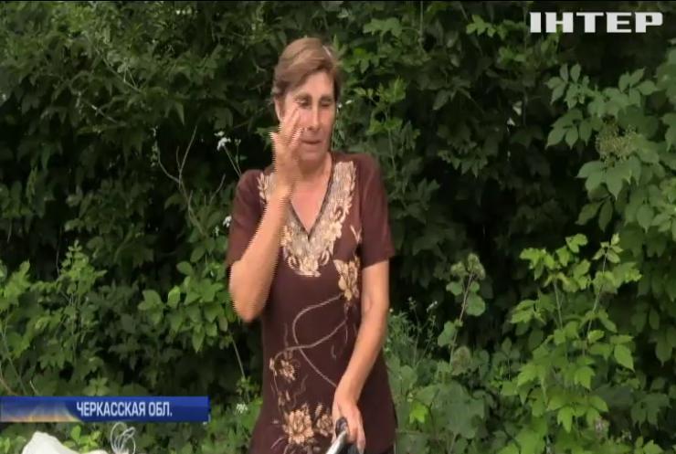 Наводнение в Черкассах парализовало сообщение с окрестными селами