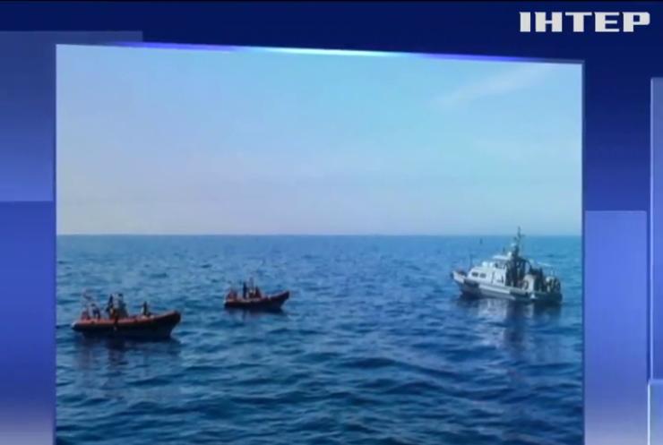 В Эгейском море утонули пассажиры надувной лодки