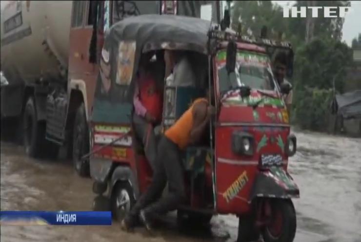 Наводнения в Индии привели к массовым жертвам среди бедноты
