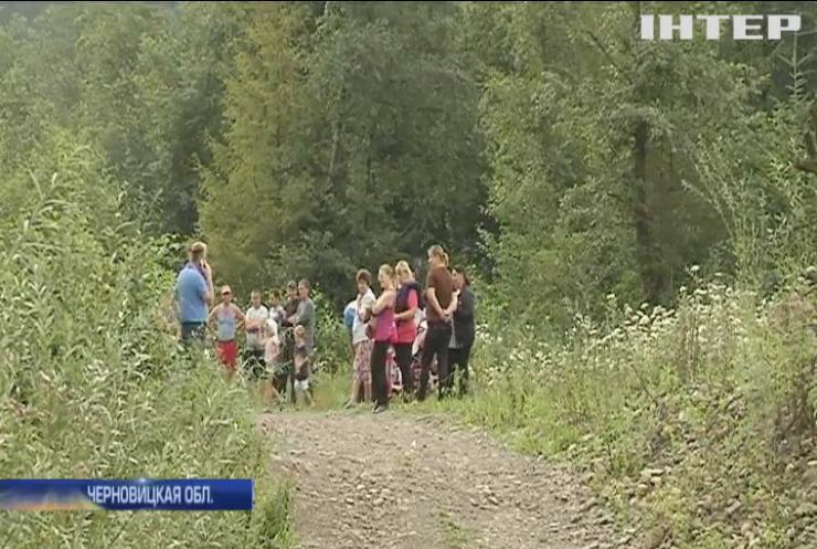 В Черновицкой области подсчитывают ущерб от стихии