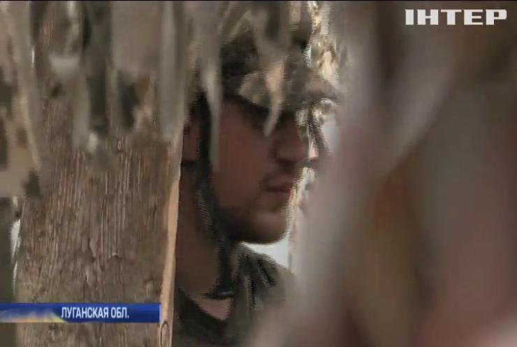 На Донбассе активизировались вражеские разведгруппы