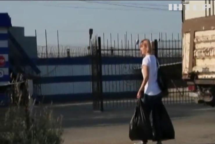 Политзаключенному Александру Кольченко разрешили свидание с матерью
