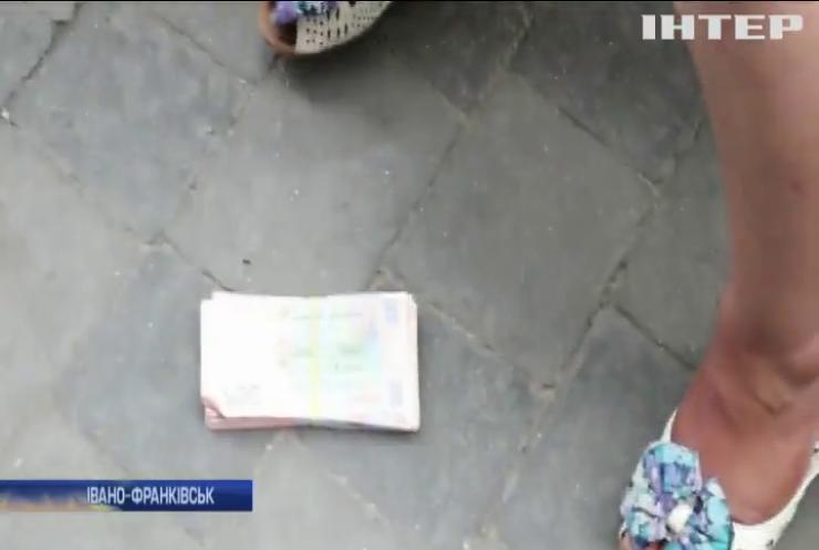 У Івано-Франківську чоловік намагався продати власного сина