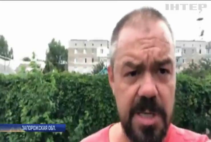 В Бердянске застрелили общественного активиста