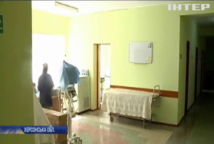 Напад на чиновницю у Херсоні: Катерину Гандзюк перевозять на лікування у столицю