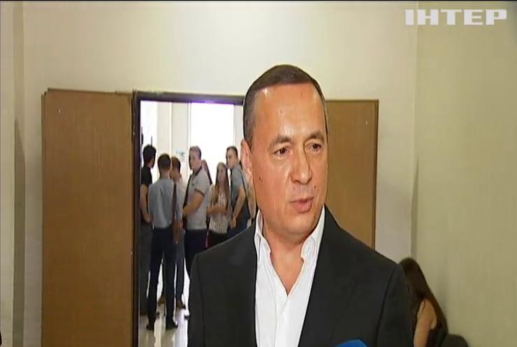 Апелляционный суд Киева постановил начать рассмотрение по существу дела Николая Мартыненко