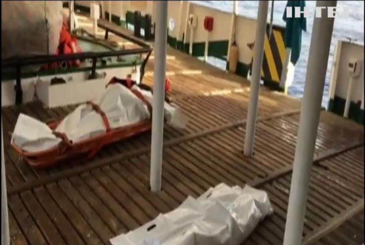 В Средиземном море погибли более 1500 беженцев - ООН