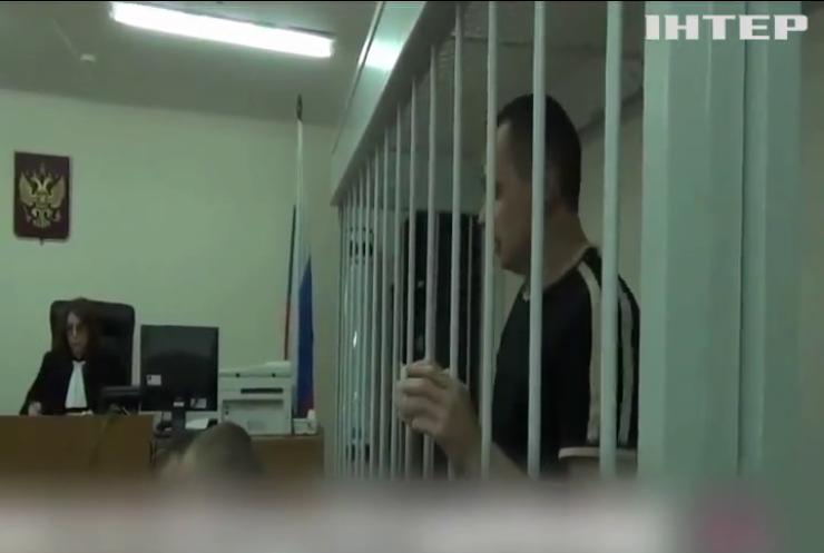 Олега Сенцова в российской колонии посетил священник