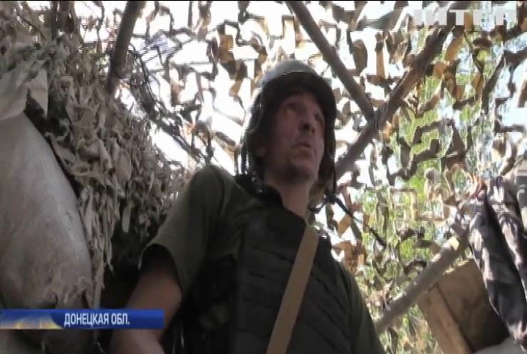 На Донбассе боевики используют минометы запрещенного калибра