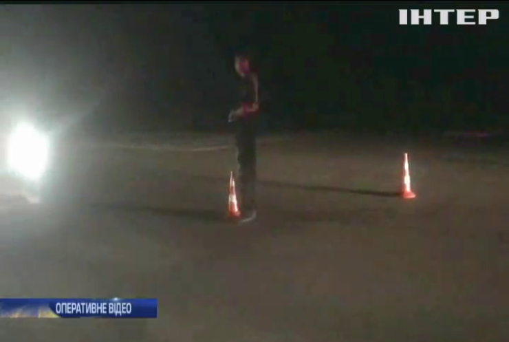 Смертельна ДТП: на Рівненщині п'яний депутат збив велосипедиста