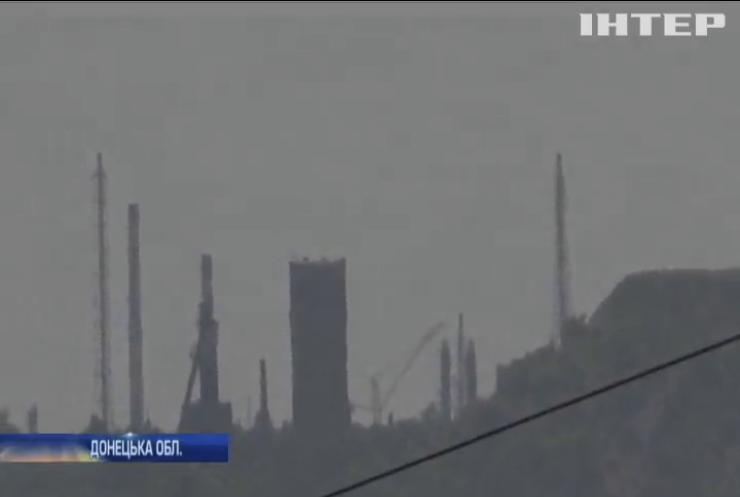 Війна на Донбасі: околиці Новолуганського потрапили під ворожий обстріл