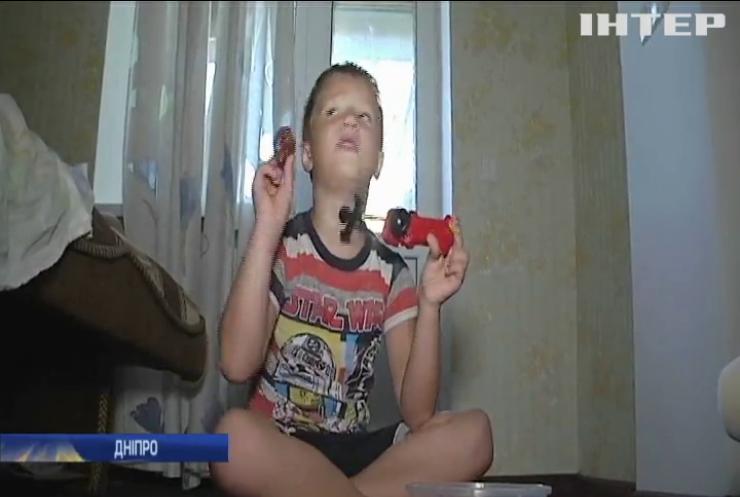 Шестирічний Ваня потребує невідкладної операції