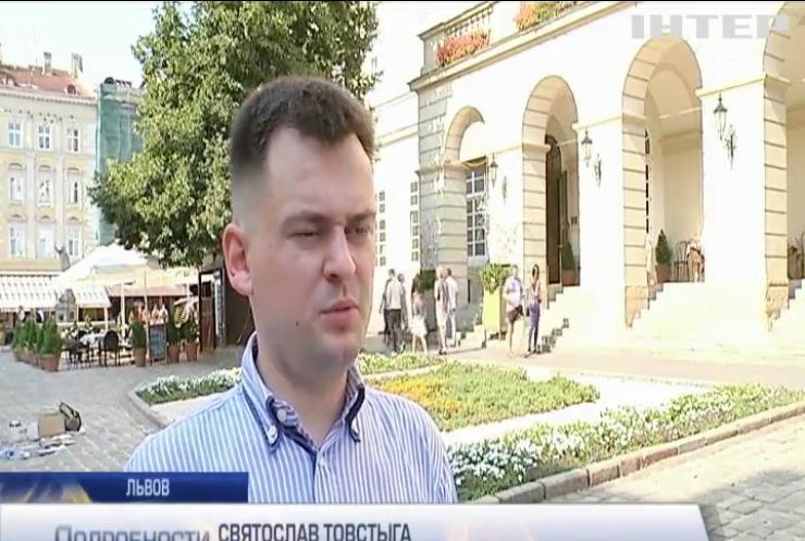 Трамваи из Берлина оказались несовместимы со львовскими остановками
