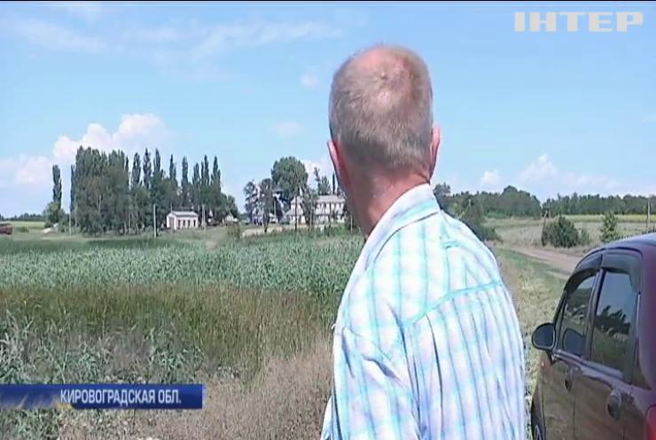 В Кировоградской области селяне борются с пьяными охотниками