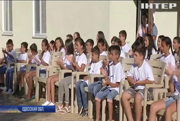 Союз армян Украины организовал детско-юношеский лагерь на берегу Черного моря в Одесской области