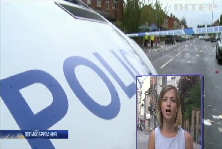 Карнавал в Манчестере закончился стрельбой