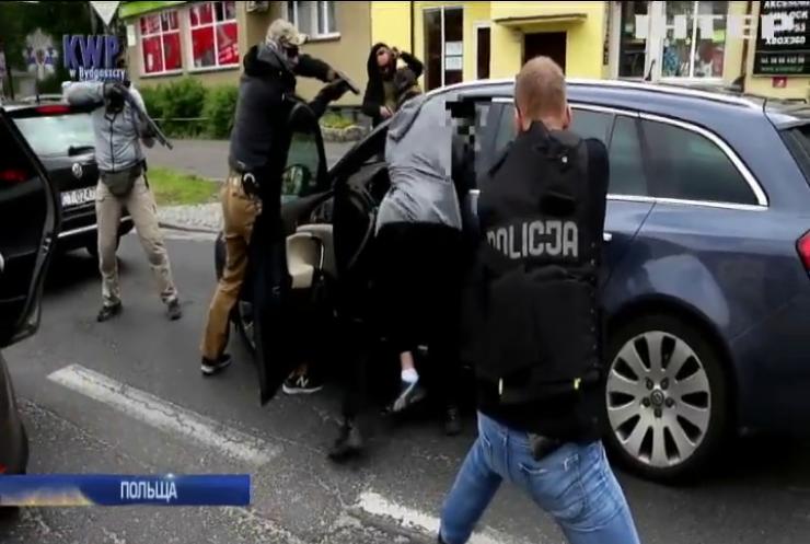 Польські поліцейські перевтомилися на роботі