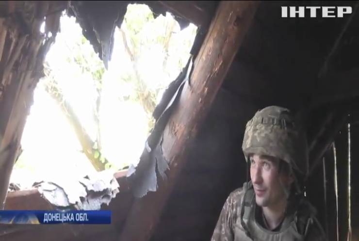 Жителів селища Новгородське накрили вогнем мінометів