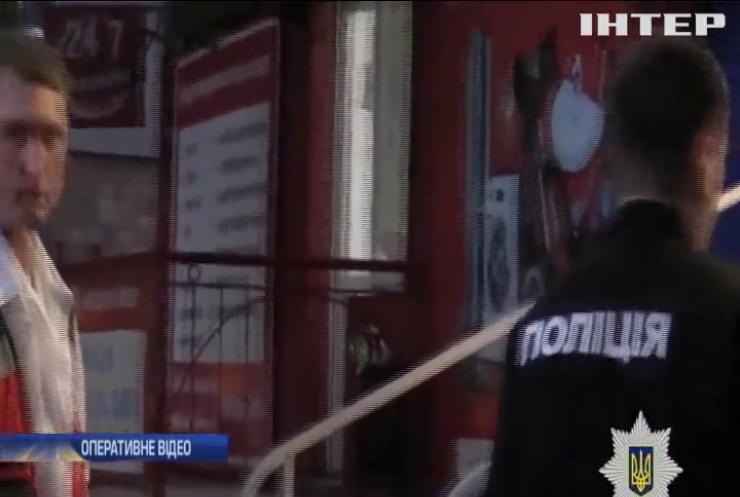 Пограбування ювелірної крамниці: поліція вилучила відео з камер спостереження