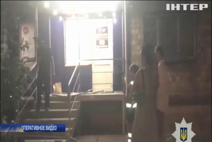 Нападение на ювелирный магазин: полиция нашла авто грабителей