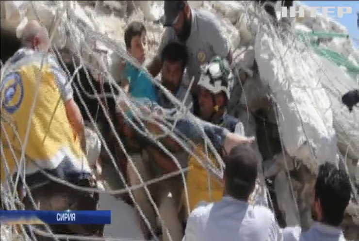 В Сирии взрыв склада боеприпасов унес жизни 69 человек
