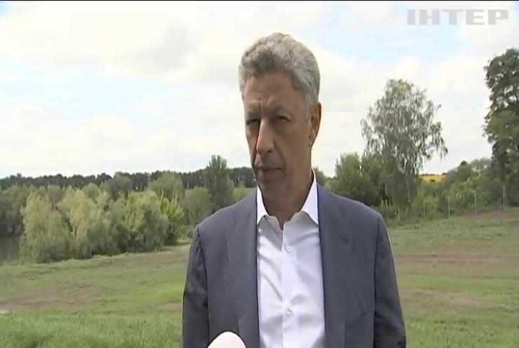 Юрий Бойко призвал сохранить мораторий на продажу земли