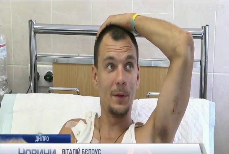 У Дніпрі прооперували поранених з Донбасу