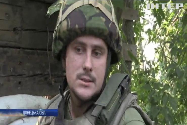 На Донбасі бойовики розстріляли три сусідні села