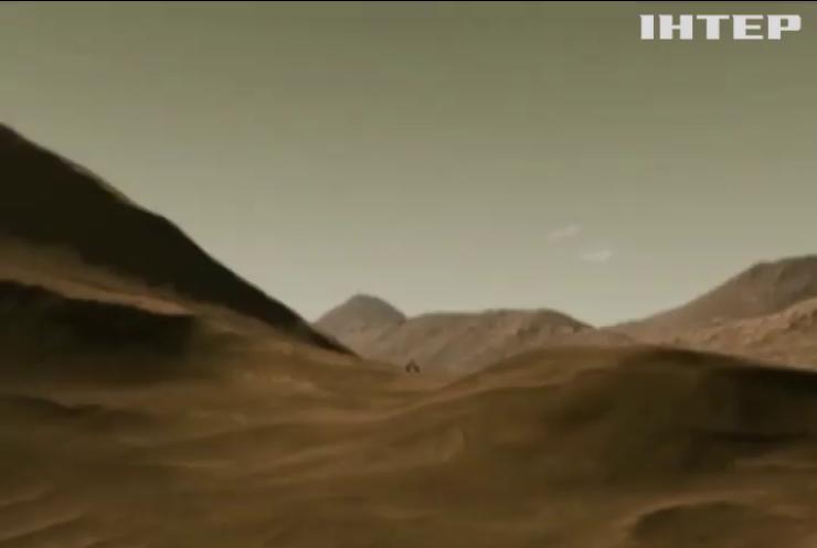NASA загубила свій марсохід