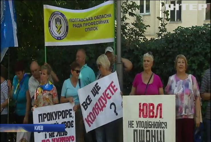 Сергей Каплин требует прекратить давление власти на профсоюзы Украины