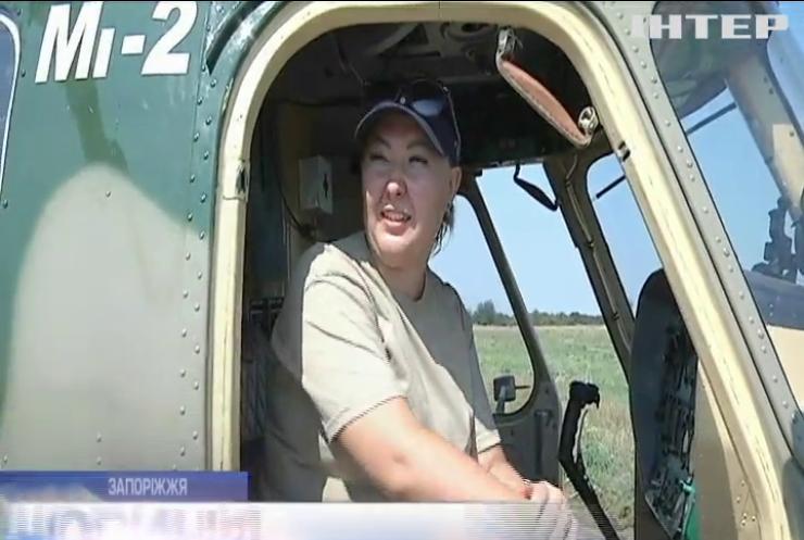 У Запоріжжі пройшов відкритий чемпіонат України з вертолітного спорту