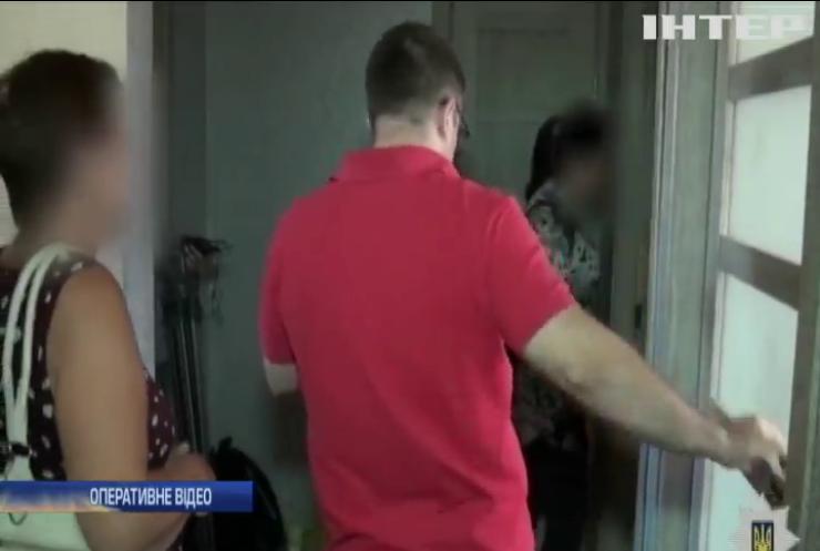 Притон у Києві маскували під масажний салон