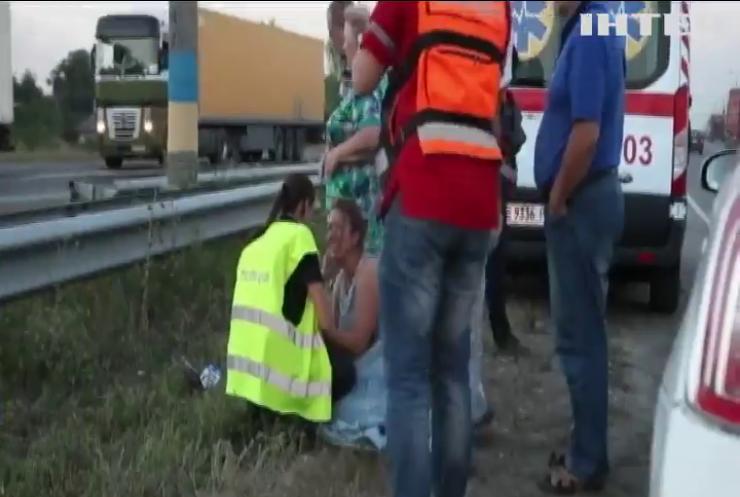 Смертельна ДТП: водій збив дівчину і втік з місця аварії