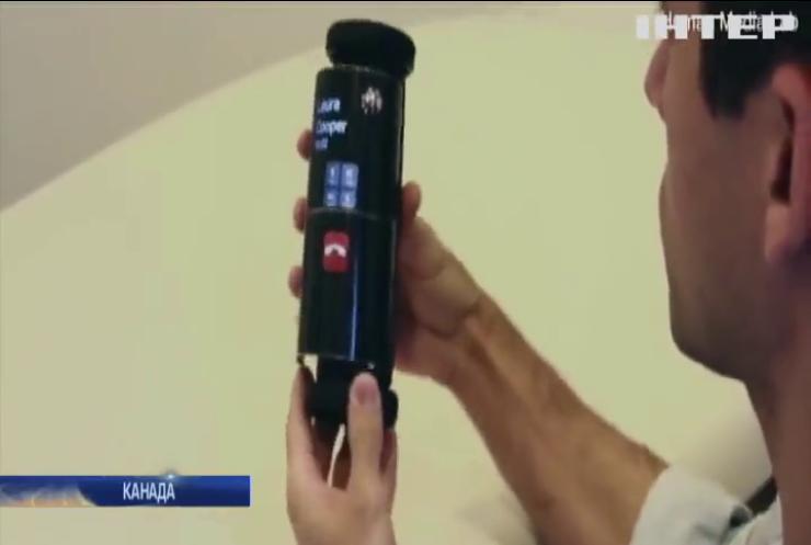 В Канаде разработали планшетный компьютер нового поколения