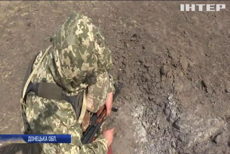 """""""Шкільне"""" переми'ря: на Донбасі погіршилась ситуація"""
