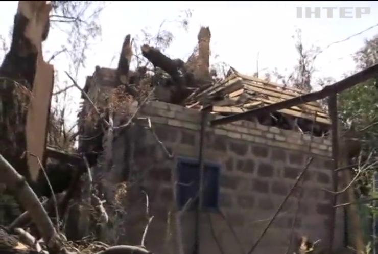 На Донбасі бойовики поранили двох українських військових