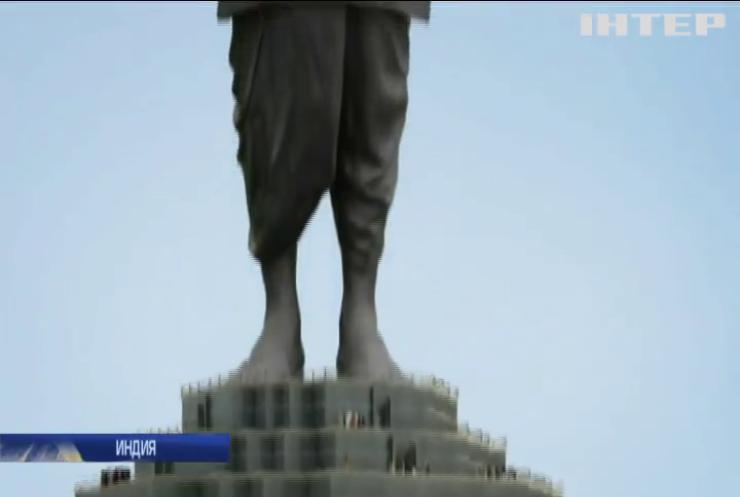 В Индии откроют самую высокую в мире статую