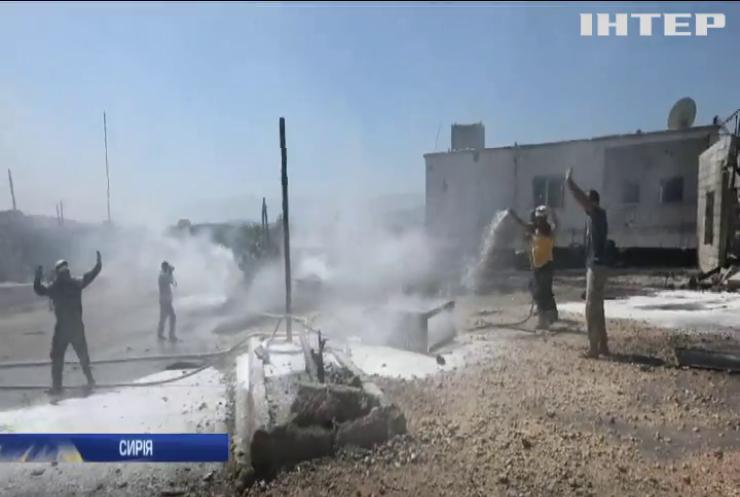 Радбез ООН проведе засідання через бомбардуванням Ідлібу