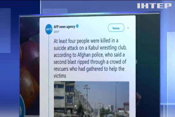 Терорист-смертник підірвав майже сотню людей у Кабулі