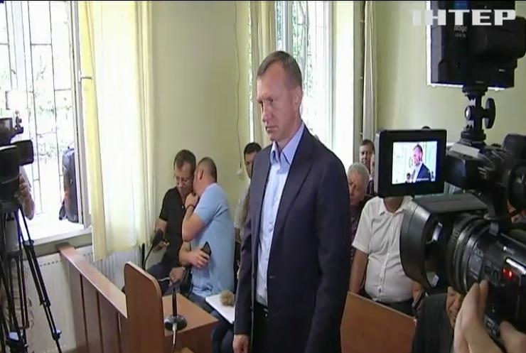 Мэра Ужгорода Богдана Андреева подозревают в миллионных растратах