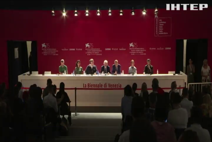 Жюри Венецианского кинофестиваля призвали Россию освободить Олега Сенцова