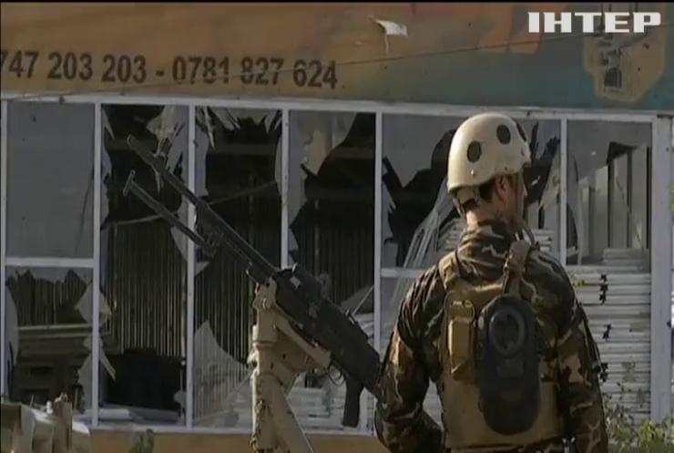 Теракт у Кабулі: загинули десятки людей