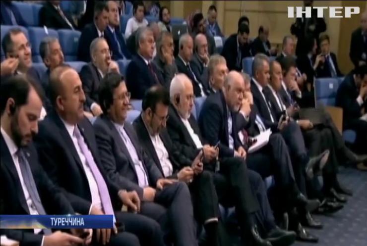 Ердоган закликає вжити заходів проти наступу Сірії на Ібділ