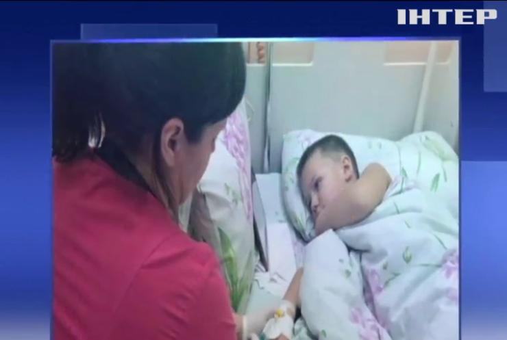 Маленький Іванко з Дніпра потребує термінової операції
